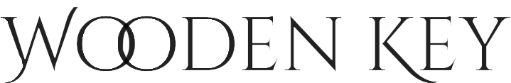 Logo Woodenkey